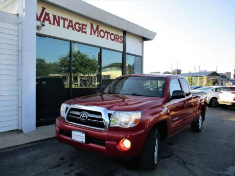 2010 Toyota Tacoma for sale at Vantage Motors LLC in Raytown MO