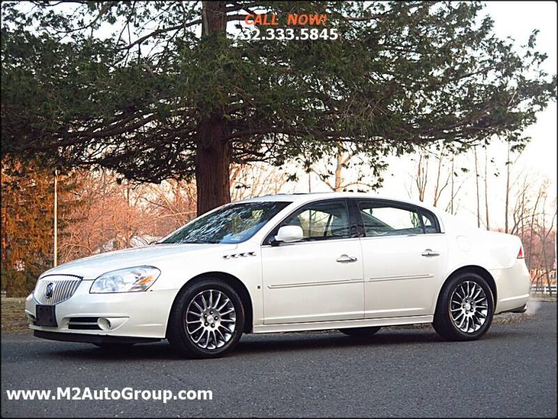 2008 Buick Lucerne for sale at M2 Auto Group Llc. EAST BRUNSWICK in East Brunswick NJ