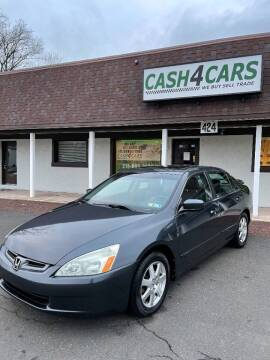 2005 Honda Accord for sale at Cash 4 Cars in Penndel PA