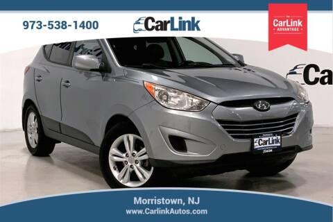 2011 Hyundai Tucson for sale at CarLink in Morristown NJ
