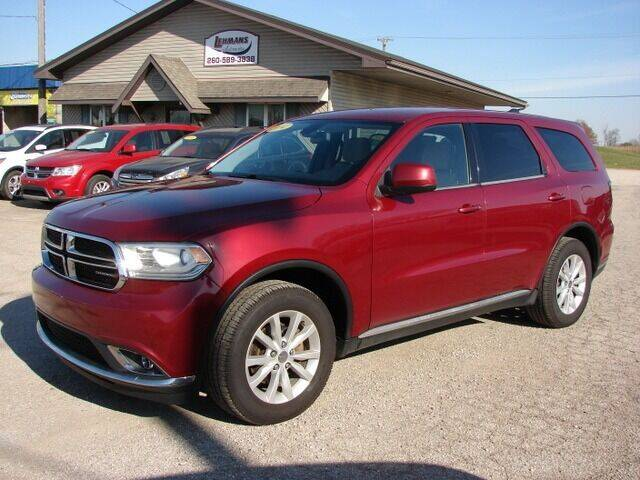 2014 Dodge Durango for sale at Lehmans Automotive in Berne IN