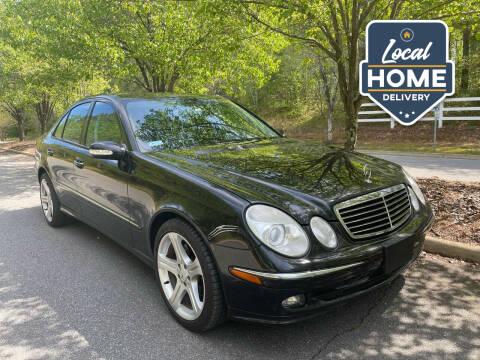 2005 Mercedes-Benz E-Class for sale at Premier Auto Solutions & Sales in Quinton VA