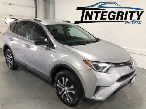 2016 Toyota RAV4 for sale at Integrity Motors, Inc. in Fond Du Lac WI