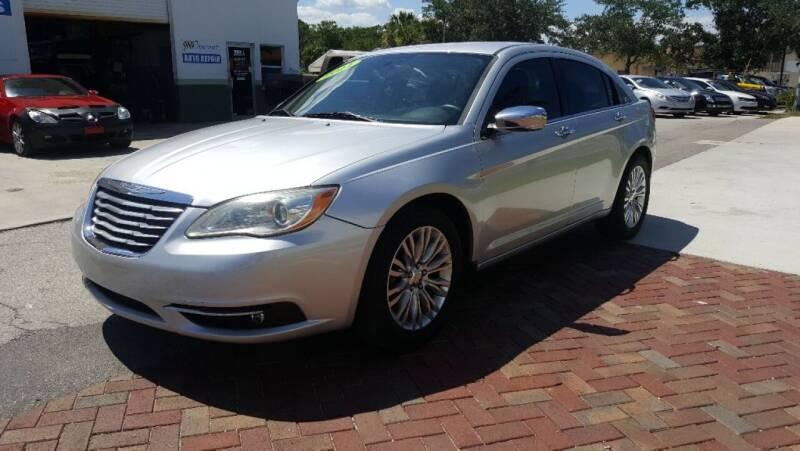 2011 Chrysler 200 for sale at Bonita Auto Center in Bonita Springs FL