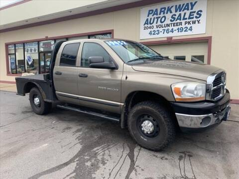 2006 Dodge Ram Pickup 2500 for sale at PARKWAY AUTO SALES OF BRISTOL in Bristol TN