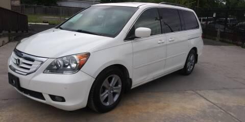 2008 Honda Odyssey for sale at AUTOTEX FINANCIAL in San Antonio TX