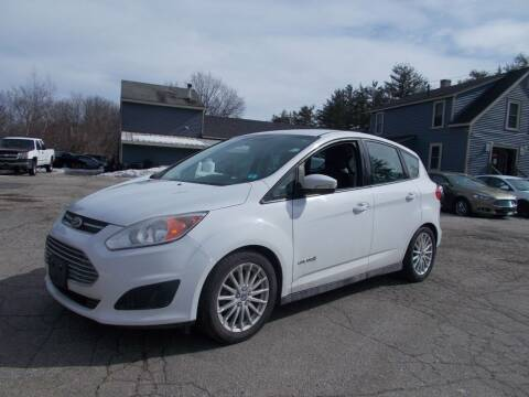 2013 Ford C-MAX Hybrid for sale at Manchester Motorsports in Goffstown NH