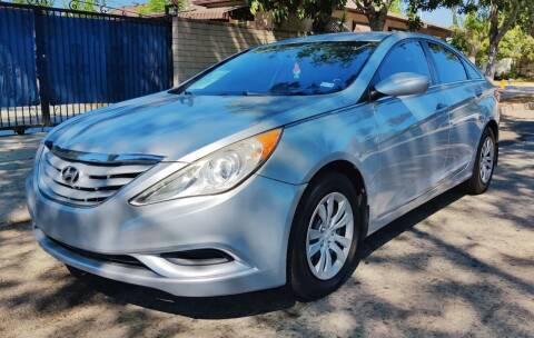 2013 Hyundai Sonata for sale at Apollo Auto El Monte in El Monte CA