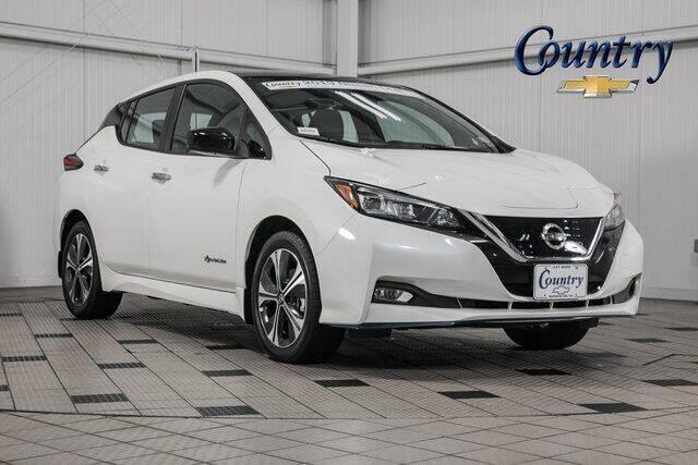 2019 Nissan LEAF for sale in Warrenton, VA