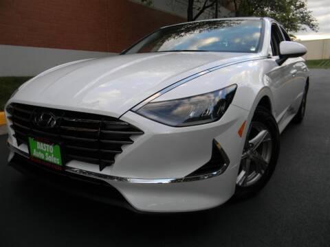 2021 Hyundai Sonata for sale at Dasto Auto Sales in Manassas VA