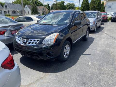 2011 Nissan Rogue for sale at CLASSIC MOTOR CARS in West Allis WI