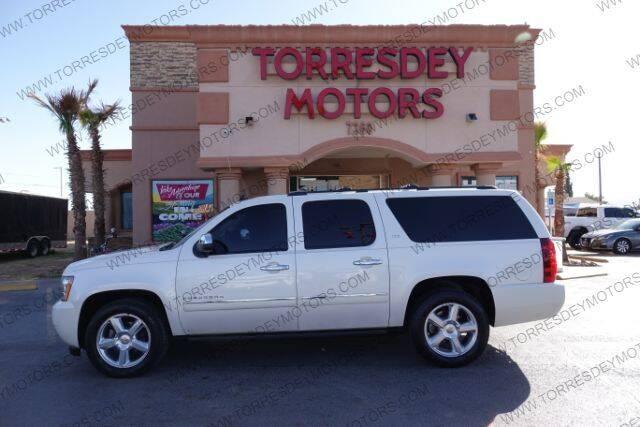 2013 Chevrolet Suburban for sale in El Paso, TX