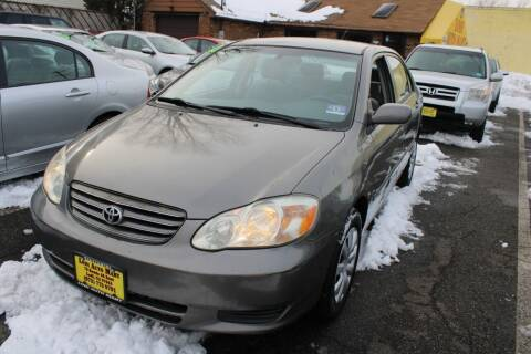 2004 Toyota Corolla for sale at Lodi Auto Mart in Lodi NJ