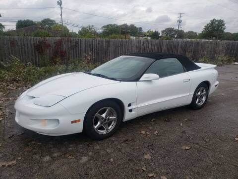 2001 Pontiac Firebird for sale at REM Motors in Columbus OH
