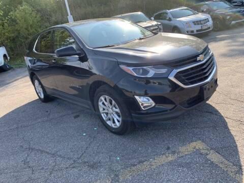 2020 Chevrolet Equinox for sale at Ganley Chevy of Aurora in Aurora OH