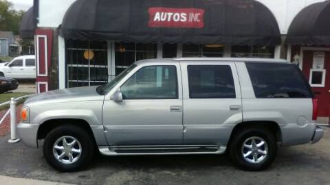 2000 GMC Yukon for sale at Autos Inc in Topeka KS