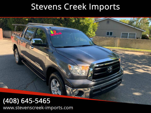 2012 Toyota Tundra for sale at Stevens Creek Imports in San Jose CA