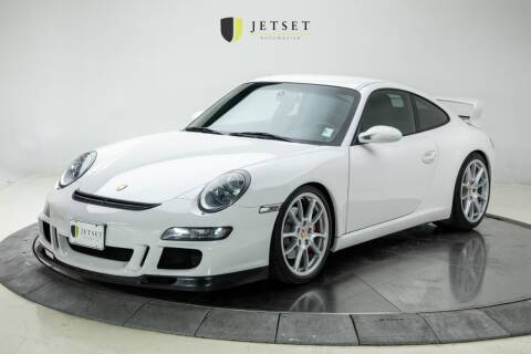 2007 Porsche 911 for sale at Jetset Automotive in Cedar Rapids IA