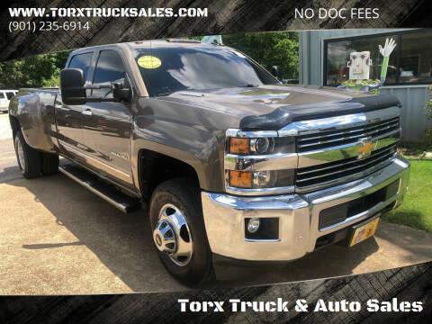 2015 Chevrolet Silverado 3500HD for sale at Torx Truck & Auto Sales in Eads TN