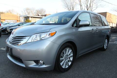 2012 Toyota Sienna for sale at AA Discount Auto Sales in Bergenfield NJ