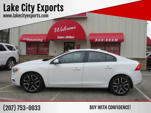 2017 Volvo S60 for sale at Lake City Exports - Lewiston in Lewiston ME