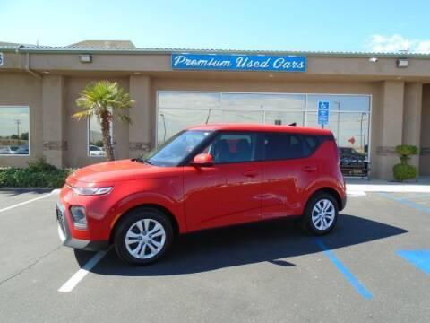 2020 Kia Soul for sale at Family Auto Sales in Victorville CA