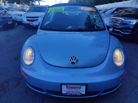 2009 Volkswagen New Beetle Convertible for sale at Elmora Auto Sales in Elizabeth NJ