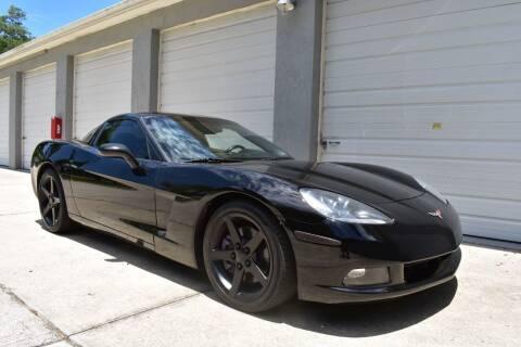 2010 Chevrolet Corvette for sale at Advantage Auto Group Inc. in Daytona Beach FL