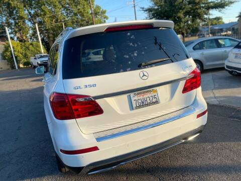 2015 Mercedes-Benz GL-Class for sale at A1 Auto Sales in Sacramento CA