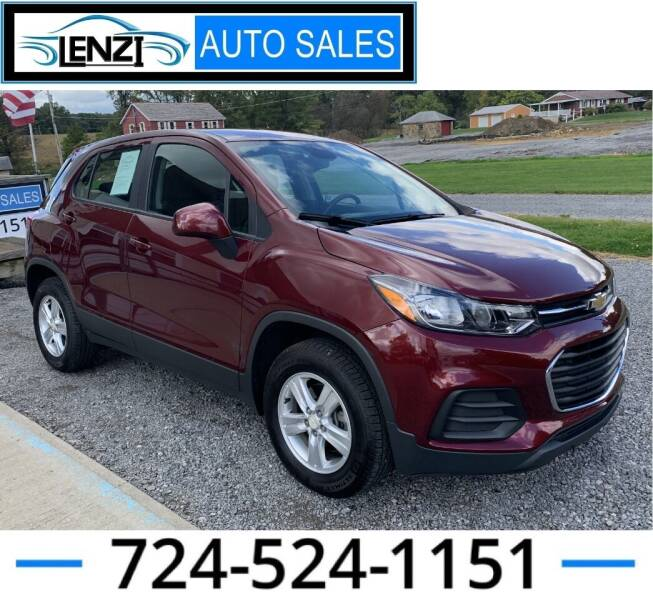 2017 Chevrolet Trax for sale at LENZI AUTO SALES in Sarver PA