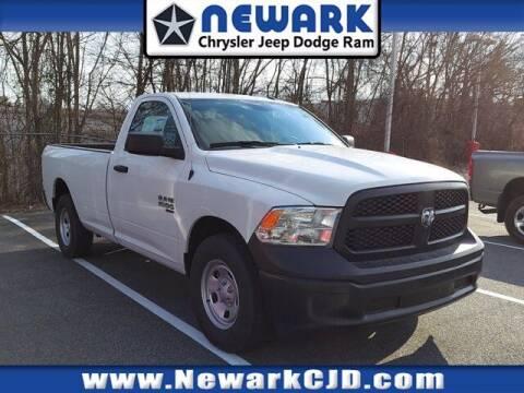 2021 RAM Ram Pickup 1500 Classic for sale at NEWARK CHRYSLER JEEP DODGE in Newark DE