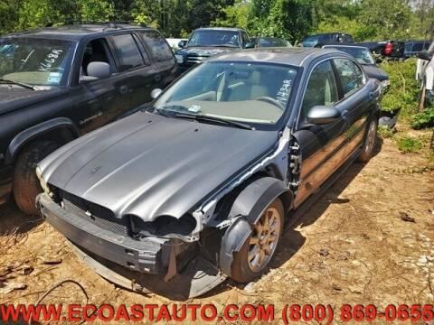 2002 Jaguar X-Type for sale at East Coast Auto Source Inc. in Bedford VA