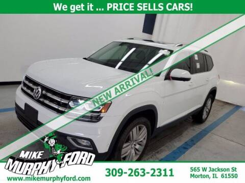 2019 Volkswagen Atlas for sale at Mike Murphy Ford in Morton IL