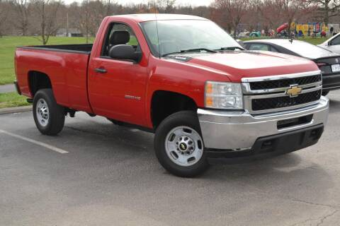 2011 Chevrolet Silverado 2500HD for sale at GLADSTONE AUTO SALES    GUARANTEED CREDIT APPROVAL in Gladstone MO