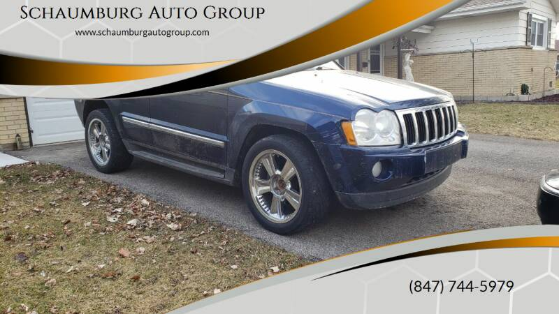2006 Jeep Grand Cherokee for sale at Schaumburg Auto Group in Schaumburg IL