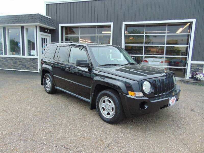 2010 Jeep Patriot for sale at Akron Auto Sales in Akron OH