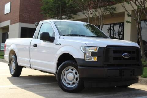 2017 Ford F-150 for sale at DFW Universal Auto in Dallas TX