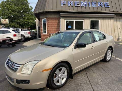 2007 Ford Fusion for sale at Premiere Auto Sales in Washington PA