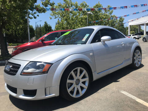 2004 Audi TT for sale at Autos Wholesale in Hayward CA