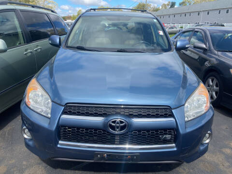 2009 Toyota RAV4 for sale at Whiting Motors in Plainville CT