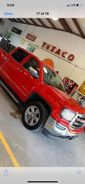 2016 GMC Sierra 1500 for sale at BARROW MOTORS in Caddo Mills TX