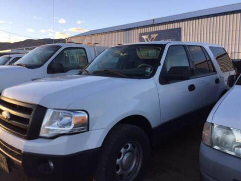 2012 Ford Expedition for sale at Brand X Inc. in Mound House NV