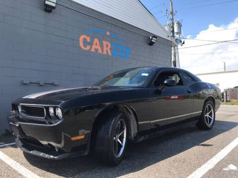 2011 Dodge Challenger for sale at CarZip in Indianapolis IN