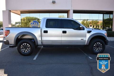 2012 Ford F-150 for sale at GOLDIES MOTORS in Phoenix AZ
