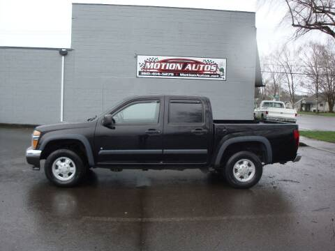 2006 Chevrolet Colorado for sale at Motion Autos in Longview WA