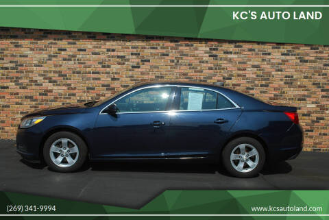 2016 Chevrolet Malibu Limited for sale at KC'S Auto Land in Kalamazoo MI