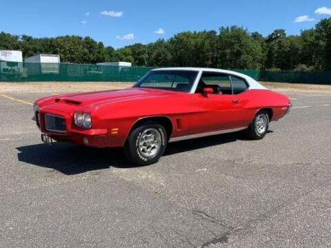 1972 Pontiac GTO for sale at Classic Car Deals in Cadillac MI