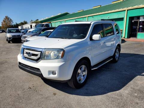 2011 Honda Pilot for sale at A To Z Auto Sales in Apopka FL