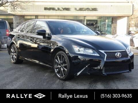 2015 Lexus GS 350 for sale at RALLYE LEXUS in Glen Cove NY