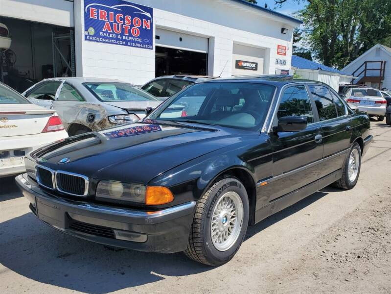 1997 BMW 7 Series for sale at Ericson Auto in Ankeny IA